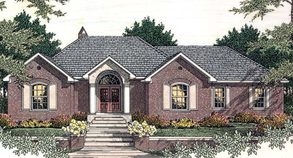 Bellavilla House Plan