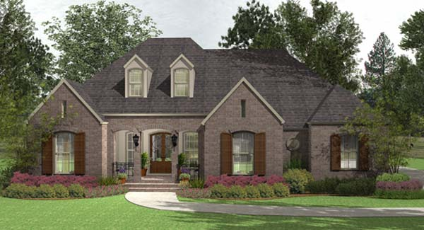 Gracewood House Plan