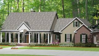 image of Cross Creek House Plan