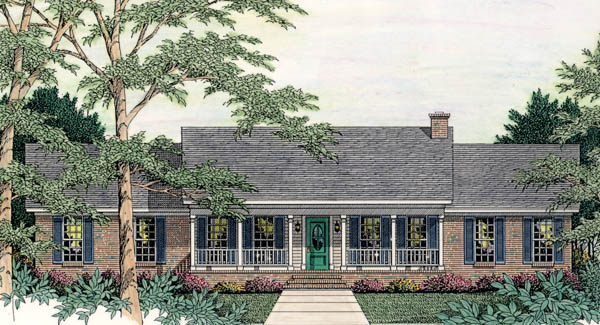 Allason House Plan