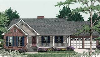 image of Auburn House Plan