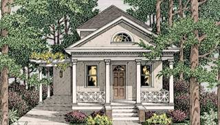image of Point Clair House Plan