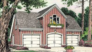 image of Hickory Studio House Plan