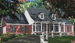 image of Weststone House Plan
