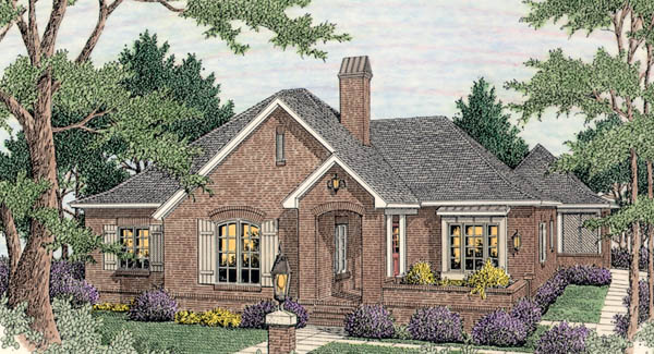 Rockford House Plan