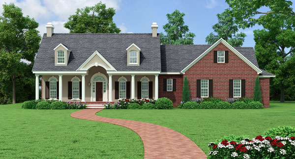 Southborough Cottage House Plan House Plan