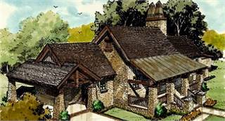 image of Stonehaus House Plan