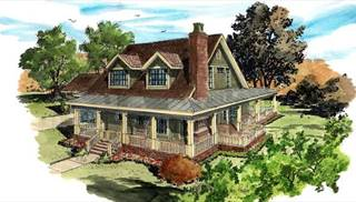 image of Summerfield House Plan