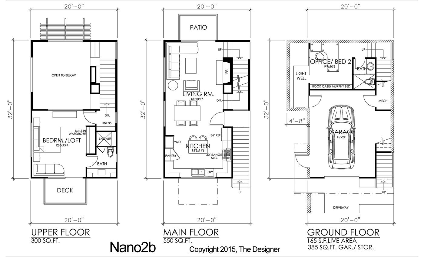Floor Plan image of Featured House Plan: BHG - 9501
