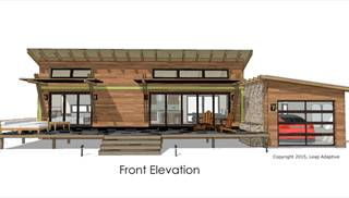 image of Snowbird-1 House Plan
