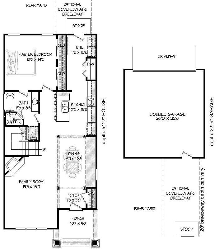 Featured House Plan Bhg 9642