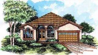 image of The Palms House Plan