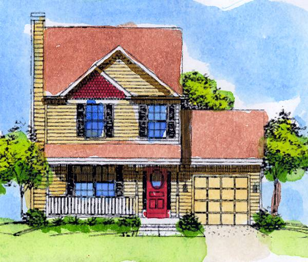 The Westfield House Plan