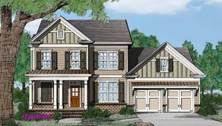 image of Milford Park House Plan