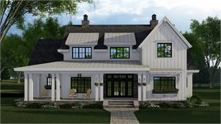 image of Brookside House Plan