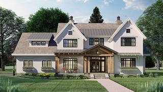 image of Pebble Brook House Plan
