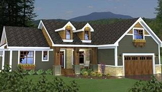 image of The Andrea Joyce - 1st Place Winner House Plan
