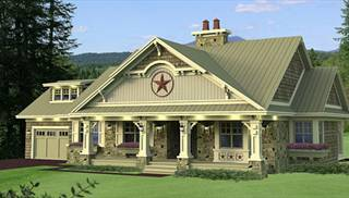 Country House Plans from Better Homes and Gardens