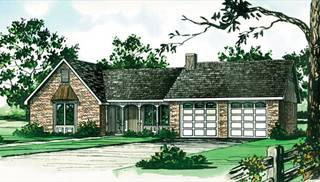 image of DELAFIELD II House Plan