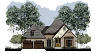 image of The Cypress Lane House Plan