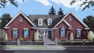 image of Willowbrook II House Plan