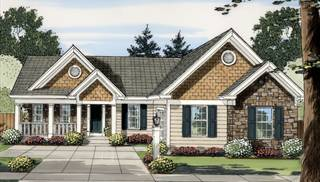 image of Oakbrook IV House Plan