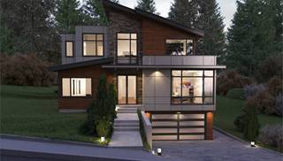 image of Seattle House Plan