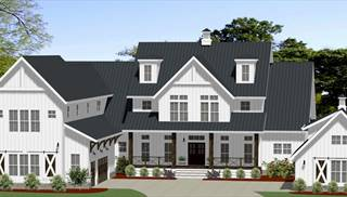 image of Oak Hill House Plan