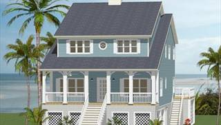 image of Carteret Pointe House Plan