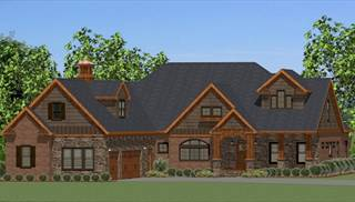image of Lake Jeanette House Plan