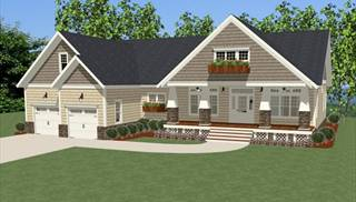 image of Carolina Cottage House Plan