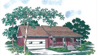 image of The Pebble Creek House Plan