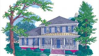 image of GARFIELD III House Plan