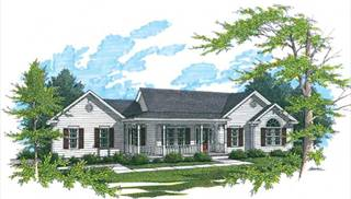 image of Minuet House Plan