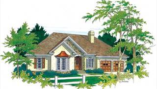 image of The Moutain Laurel House Plan