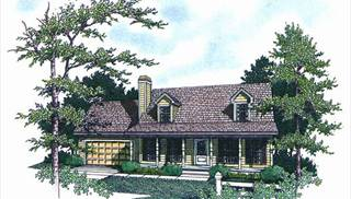 image of The Tifton House Plan