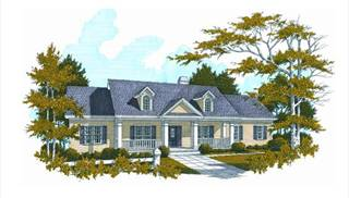 image of The Stone Mountain House Plan