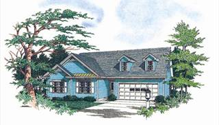 image of The Douglasville House Plan