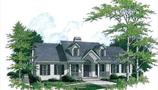 image of The Loganville House Plan
