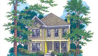 image of The Riverside House Plan