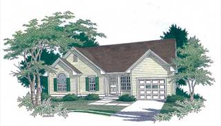 image of The Roswell House Plan