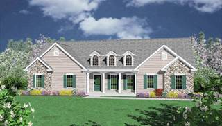 image of The Clarksburg House Plan