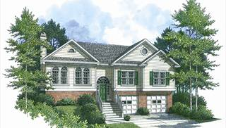 image of The Dahlonega House Plan