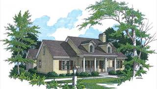 image of The Benjamin House Plan