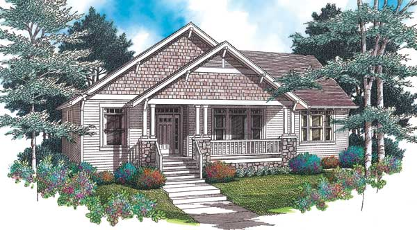 Glenhaven House Plan