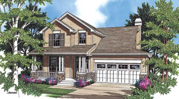 Clarkston House Plan