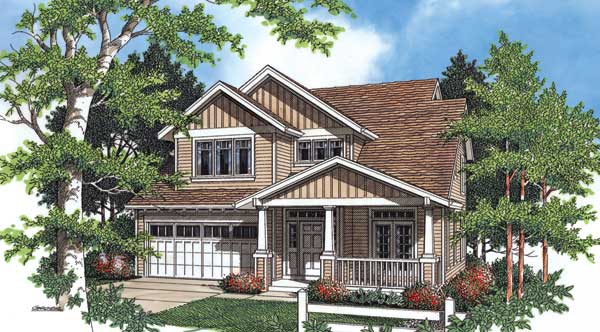 Tacoma House Plan