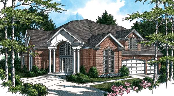 Ingersoll House Plan