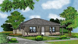 image of COUNTRY COTTAGE 2 House Plan