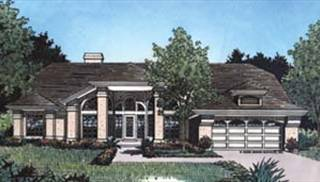 image of Tuscany House Plan